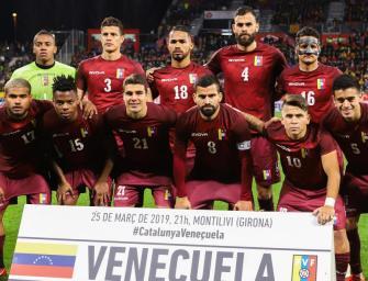 Décathlon équipementier du Venezuela…pour un match!