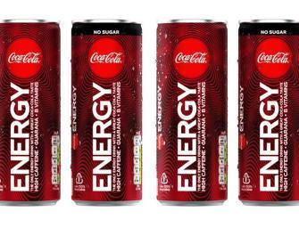 Coca-Cola lance son offensive sur le marché des boissons énergisantes