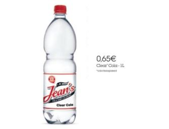EXCLUSIF: Leclerc lance un cola transparent