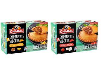 Charal lance les premiers Empanadas du marché