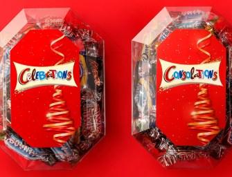 Après les chocolats Celebrations, voici les Consolations!
