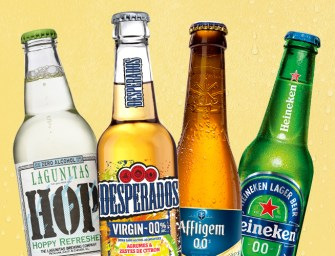 Bières : la passion du «sans alcool»