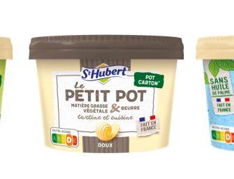 St Hubert lance «Le Petit Pot» en carton