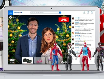 Carrefour se met au Live-Shopping