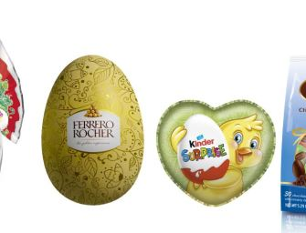 Ferrero dévoile ses nouveautés pour vous faire craquer à Pâques