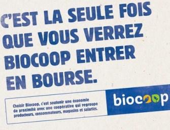 Biocoop entre en Bourse (ou presque)