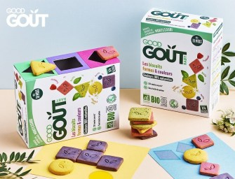 Good Goût invente les biscuits Montessori