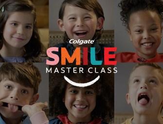 Colgate veut nous faire sourire plus