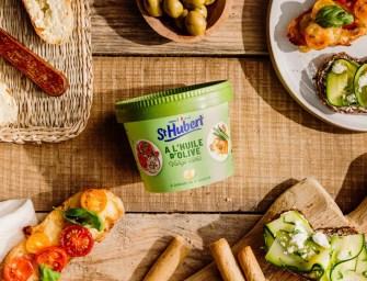 St Hubert étoffe sa gamme de matières grasses végétales