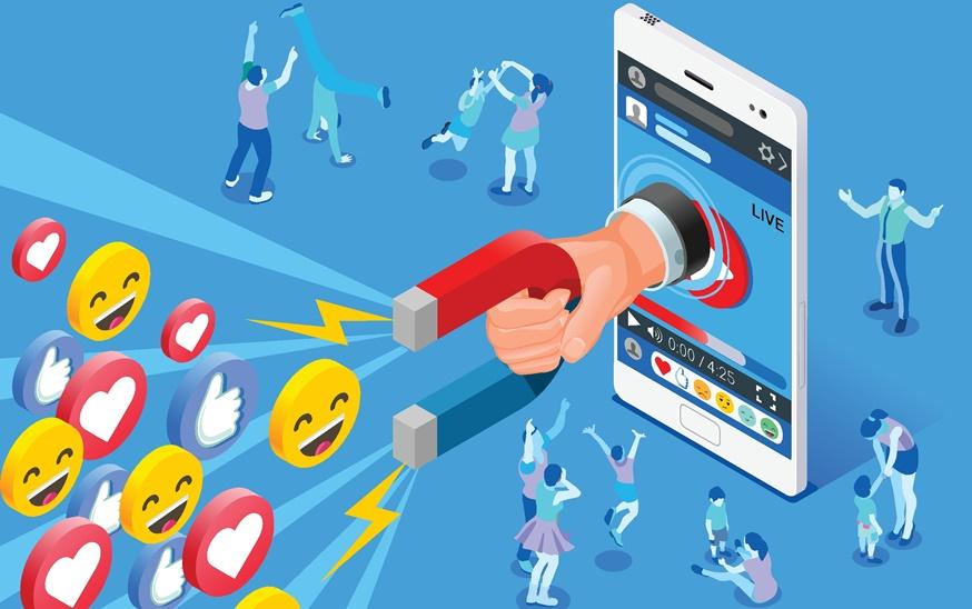 Como melhor realocar recursos com a gestão de mídias sociais