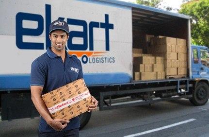 Ekart for distribution in the Marketing strategy of Flipkart