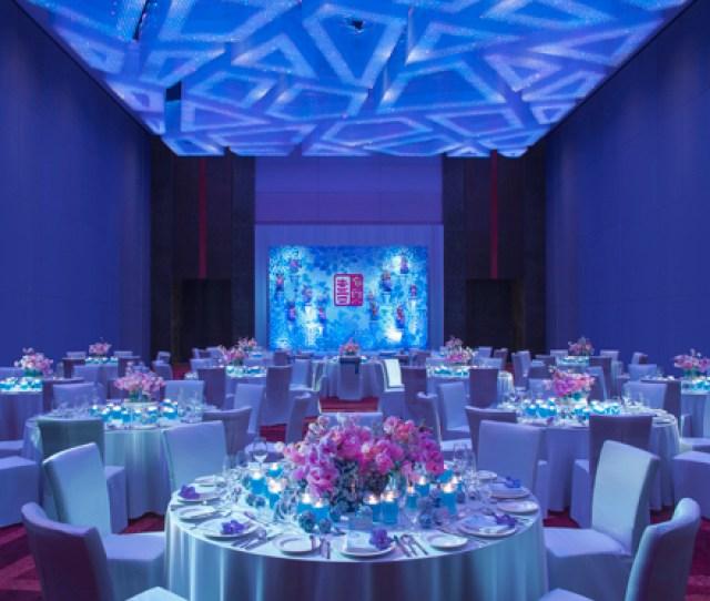 Nuo Beijing Wedding Setup