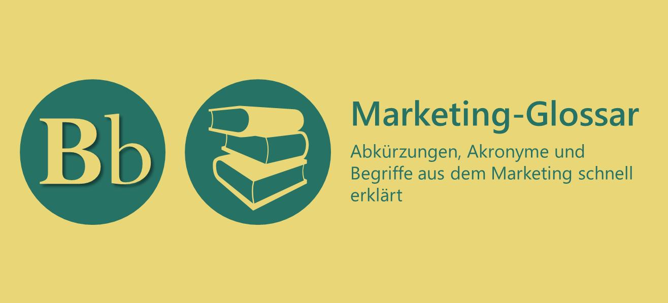 Marketing-Glossar