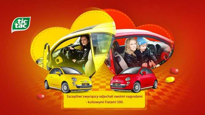 Wszyscy kochamy Fiata 500 - Tomasz Makaruk