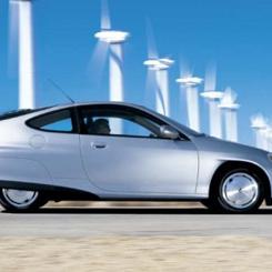 Las marcas japonesas de coches crearán una enseña paraguas para los vehículos eléctricos
