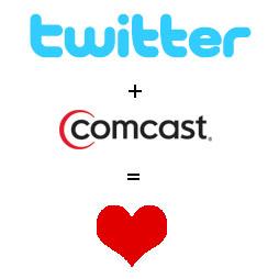 Comcast aplica una estrategia de RRPP a sus relaciones con los clientes en Twitter