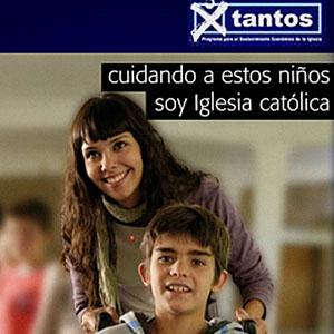 Cristina Pedroche protagoniza el anuncio de la Iglesia para la declaración de la renta