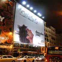 El apagón analógico favorecerá a la publicidad exterior según CBS Outdoor
