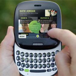 "Llega Kin, el ""teléfono social"" de Microsoft"