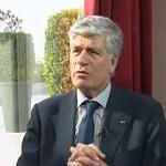 Maurice Levy, consejero delegado y presidente de Publicis