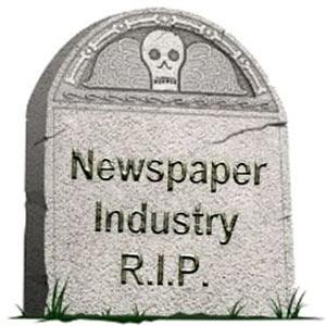 La prensa estadounidense, al borde del precipicio