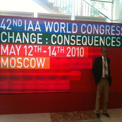 Primeros vídeos y fotos del 42º Congreso Mundial de la IAA