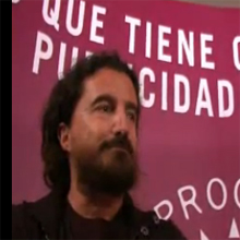 """""""En dos o tres años esto de las categorías en los festivales habrá cambiado radicalmente"""", M. G. Vizcaíno"""