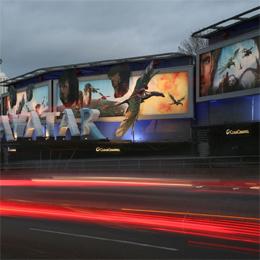 Clear Channel presenta en Cannes la primera campaña de publicidad en 3D del mundo