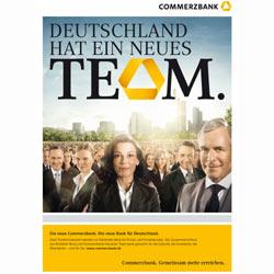 Commerzbank renuncia a la televisión en su nueva campaña publicitaria