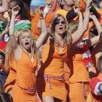 ¿Cómo supo la FIFA que las holandesas representaban a una marca?