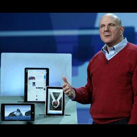 Microsoft desarrolla un rival para el iPad