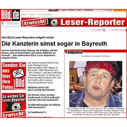 """El diario alemán """"Bild"""" invierte 2,3 millones de euros en sus periodistas ciudadanos"""