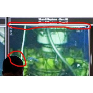 Una foto trucada ensucia aún más la imagen de BP