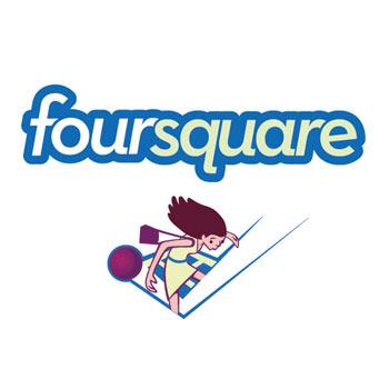 La mayoría de los anunciantes debería olvidarse de Foursquare, según Forrester