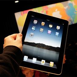 Los usuarios del iPad son egoístas, antipáticos y ricos