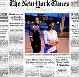 El New York Times incrementa sus ingresos gracias a la publicidad online