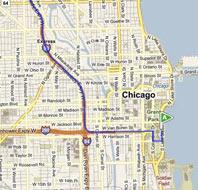 Bing Maps permite calcular el precio de un viaje en taxi