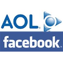 Facebook y AOL podrían aliarse estratégicamente