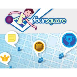 Cómo promocionar tu negocio en Foursquare