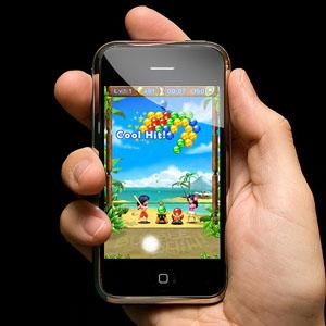 El mercado de los juegos móviles alcanza los 800 millones de dólares
