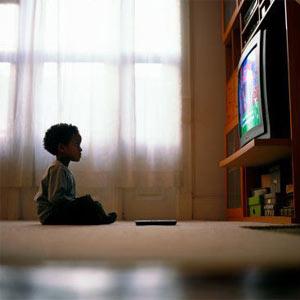 Los niños aman los medios y la publicidad