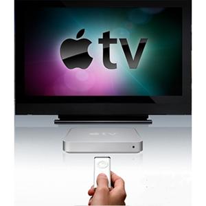 La competencia responde al lanzamiento de Ping y Apple TV