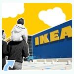 Ikea suelta a 100 gatos en una tienda para un anuncio