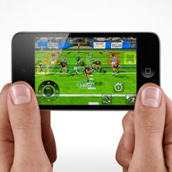 ¿Es el iPod Touch el nuevo rey de las consolas portátiles?