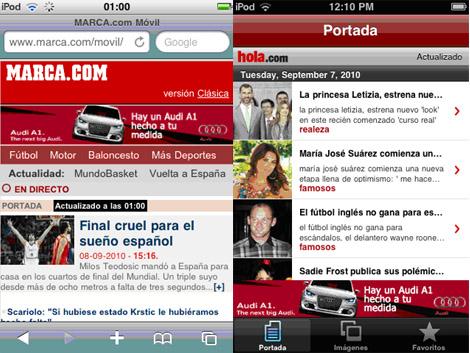 Vodafone, un caso de éxito