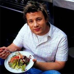 Nikon coloca al cocinero Jamie Oliver tras el objetivo