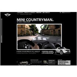 Mini promociona su nuevo modelo Countryman con un circuito de prueba interactivo