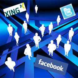 15 consejos para optimizar el uso corporativo de Xing, Twitter y Facebook