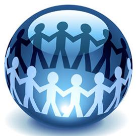 El movimiento asociativo se asoma con timidez a las redes sociales