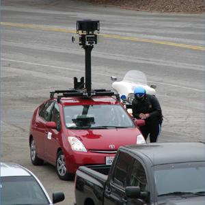 """La Fiscalía archiva la investigación del caso """"Street View"""" de Google"""